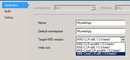 Cross Platform Runtime
