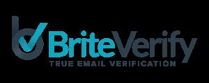 Brite Verify Email Verification