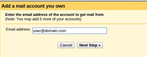 Google Mail Fetcher