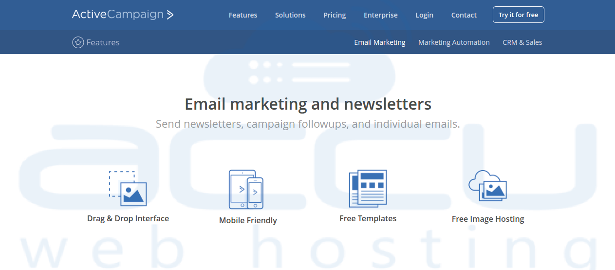Top 10 Email Marketing Services For Business Windows Vps Hosting