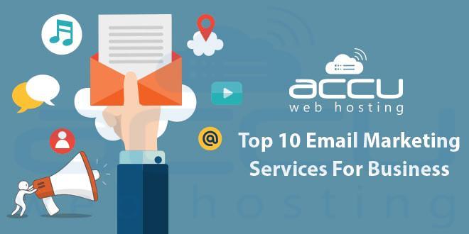Email Marketing Services - Top 10 Money-Saving Platforms