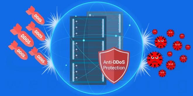 anti ddos vps hosting