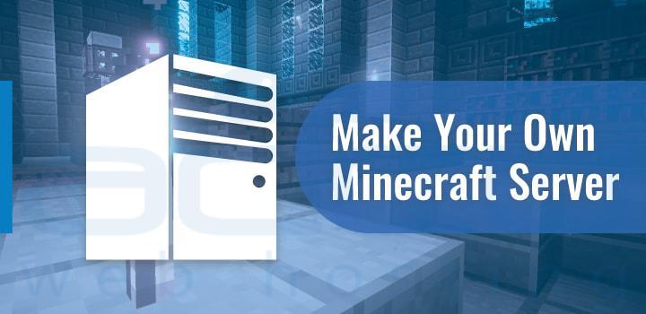 How To Make A Minecraft Server Install And Setup Accuweb Hosting