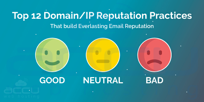 Top 12 Domain/IP Reputation Practices That Build Everlasting Email