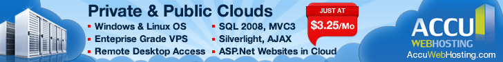 VPS Hosting from Accuweb