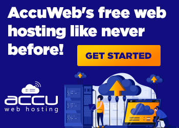 AccuWeb's Free Web Hosting