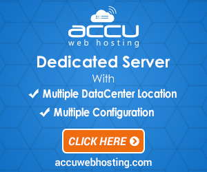 Dedicated Server starting at just $75/month, Choose from multiple global location