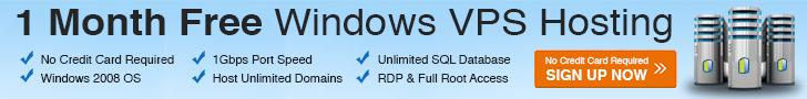 Free Windows VPS