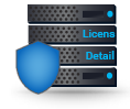 AccuWeb Hosting Licensing Details